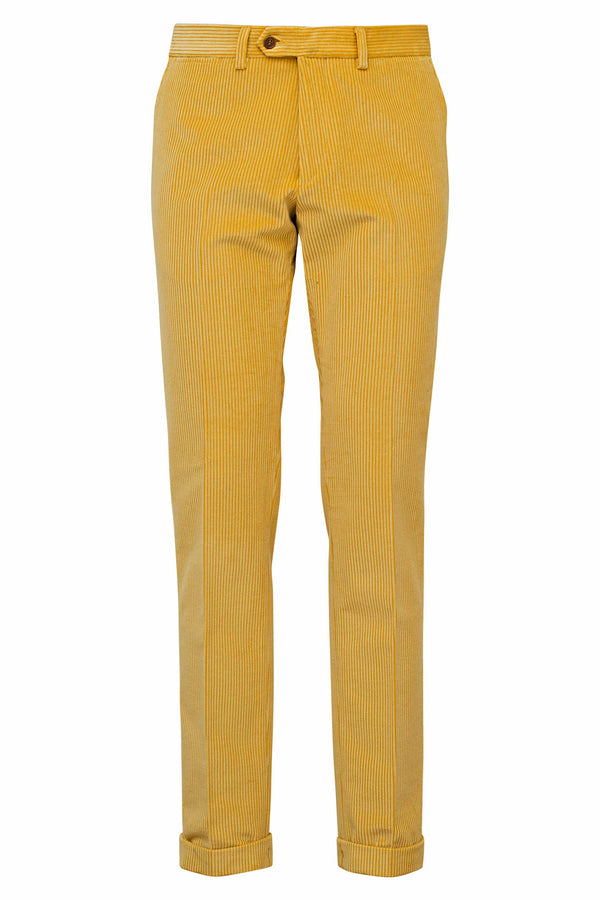 MONTEZEMOLO Men's Clothing - Trousers - Corduroy Trousers - www.montezemolostore.com