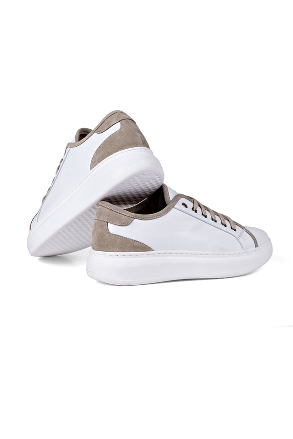 MONTEZEMOLO Men's Clothing - Sneakers - Extra-Light Suede & Nubuk Trainers - www.montezemolostore.com