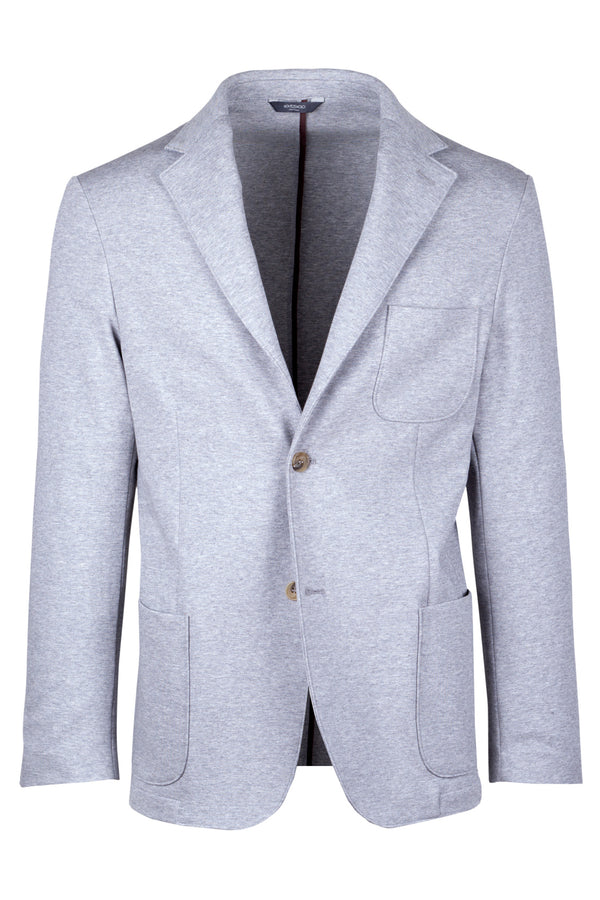 MONTEZEMOLO Men's Clothing - Jackets - Cotton Jersey Jacket - www.montezemolostore.com