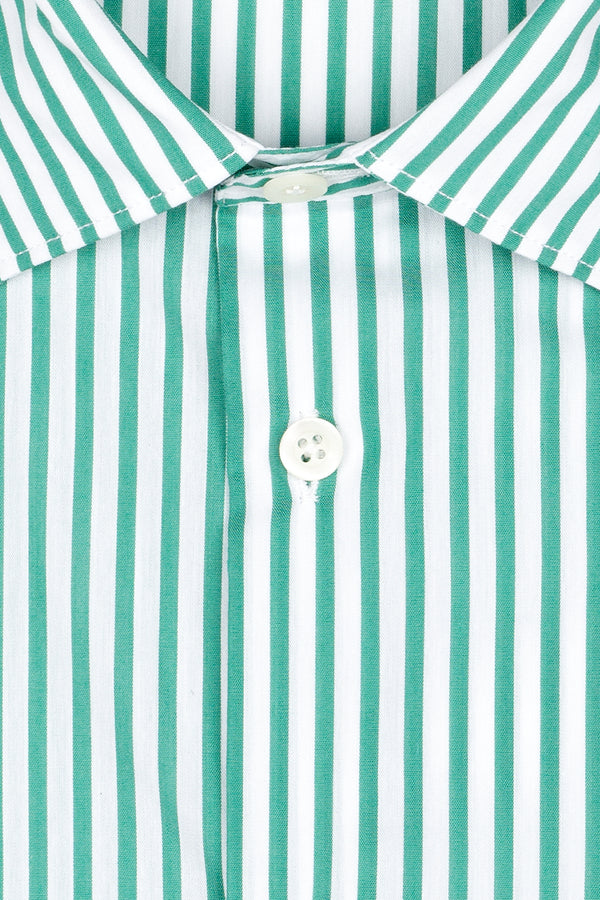 MONTEZEMOLO Men's Clothing - Shirts - Striped Fancy Shirt - www.montezemolostore.com