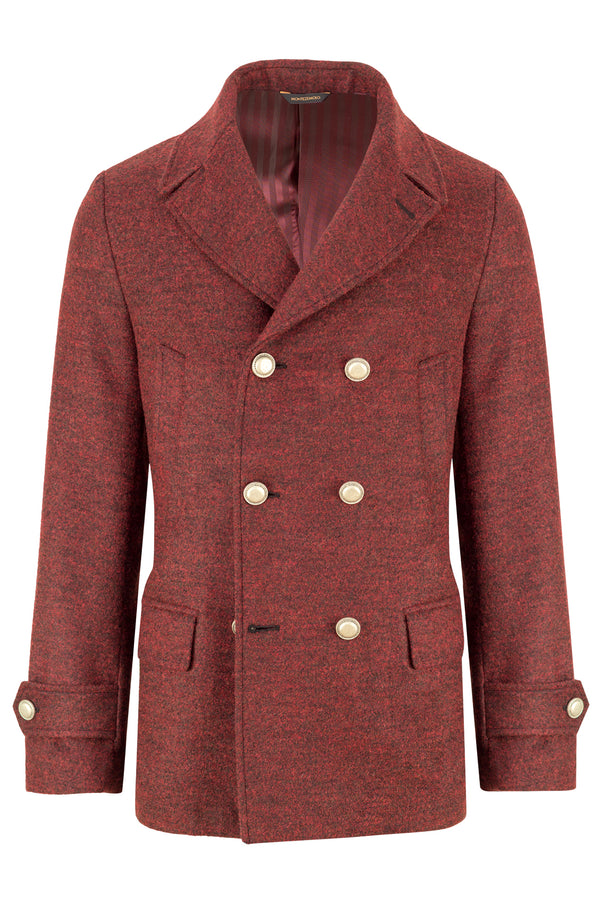 Wool & Cashmere Peacoat