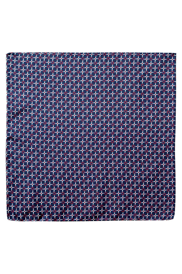 MONTEZEMOLO Men's Clothing - Pocket Squares - Silk Pocket Squares - www.montezemolostore.com