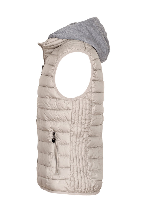 Hooded X-Light Vest Bodywarmer
