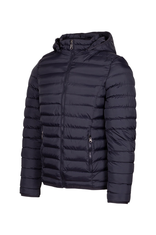 X-Light Hooded Padded Jacket