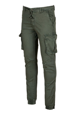 Cargo Cotton Pants