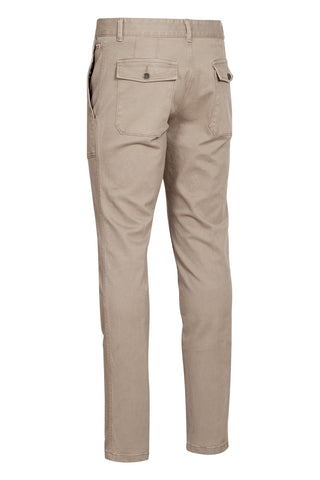 Five Pockets Corduroy Trousers