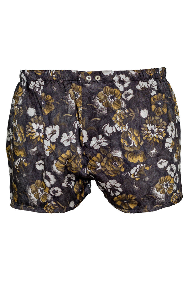 MONTEZEMOLO Men's Clothing - Underwear - Fancy Printed Boxers - www.montezemolostore.com
