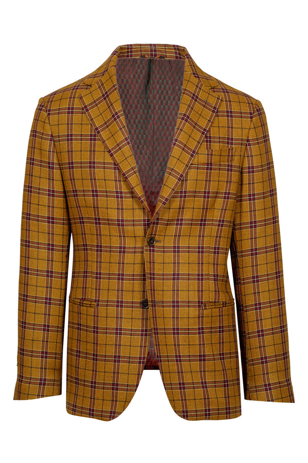 Madras Check Fancy Jacket