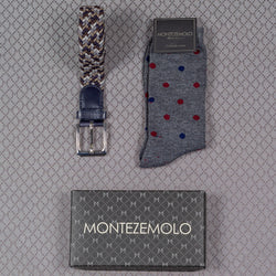 Belt & Sock Gift Box
