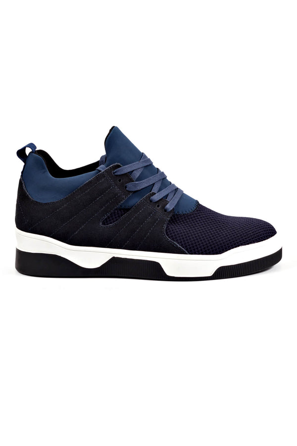 High-Top Neoprene Sneakers