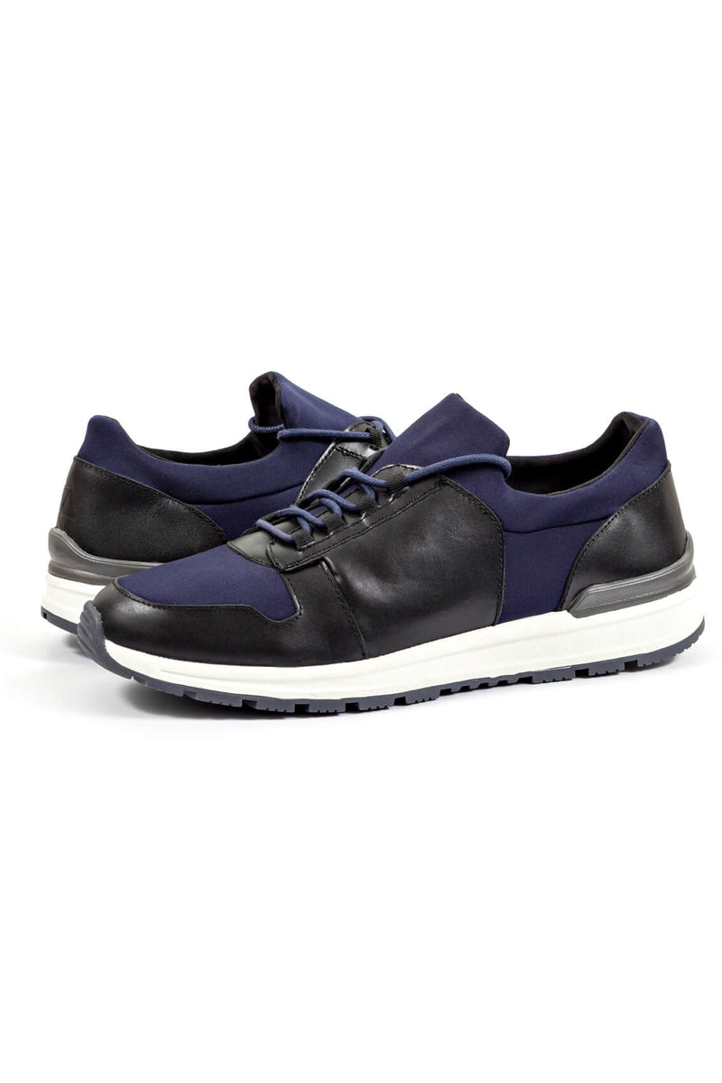MONTEZEMOLO Men's Clothing - Sneakers - Boat-shoe Sneakers - www.montezemolostore.com