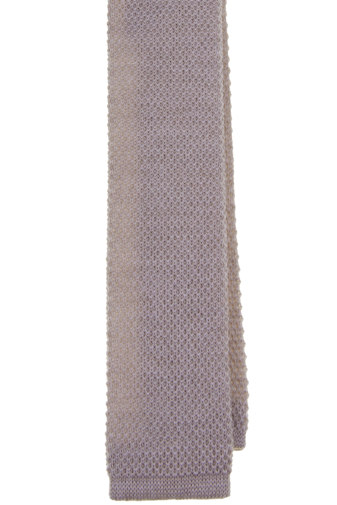 MONTEZEMOLO Men's Clothing - Ties - Knitted Wool Tie - www.montezemolostore.com