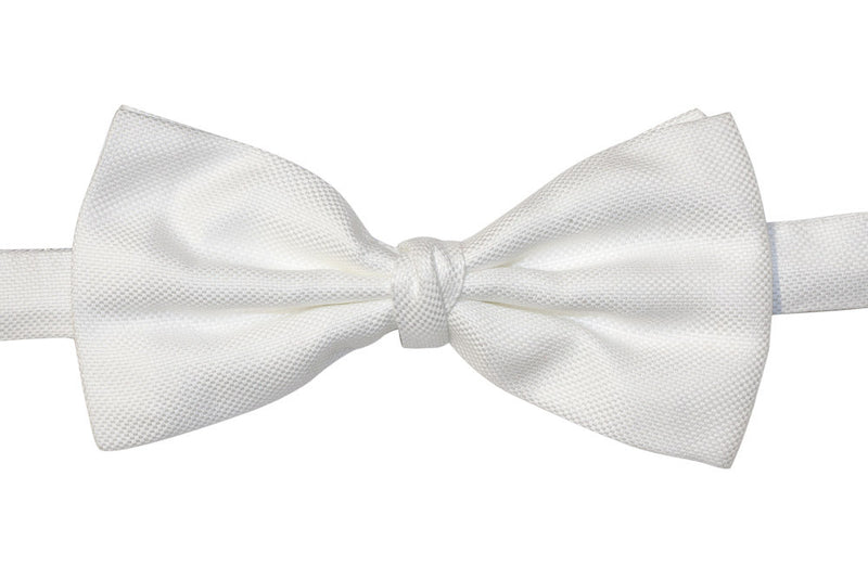 MONTEZEMOLO Men's Clothing - Bow Tie - Cotton and Silk Bow Tie - www.montezemolostore.com