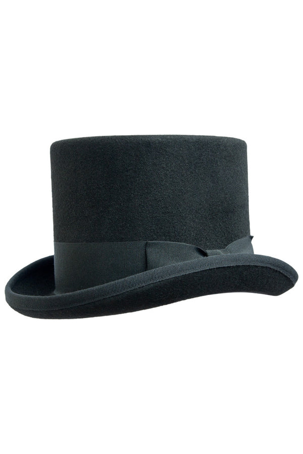 MONTEZEMOLO Men's Clothing - Hats - Felt Top Hat - www.montezemolostore.com