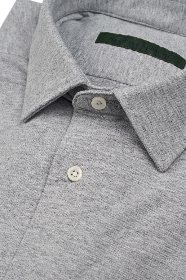 Knitted Shirt Polo