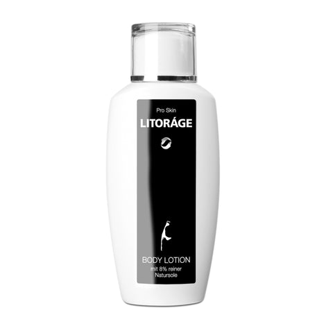 LITORÁGE Body Lotion mit 8% Natursole, 200 ml