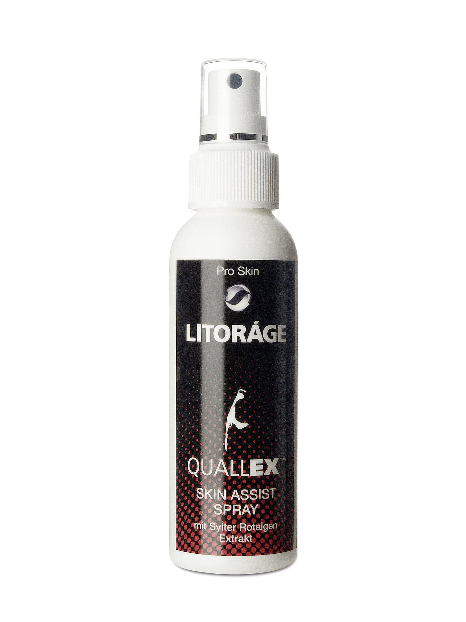 LITORÁGE QUALLEX, Skin Assist (Pump) Spray mit Sylter Rotalgen Extrakt, 100 ml