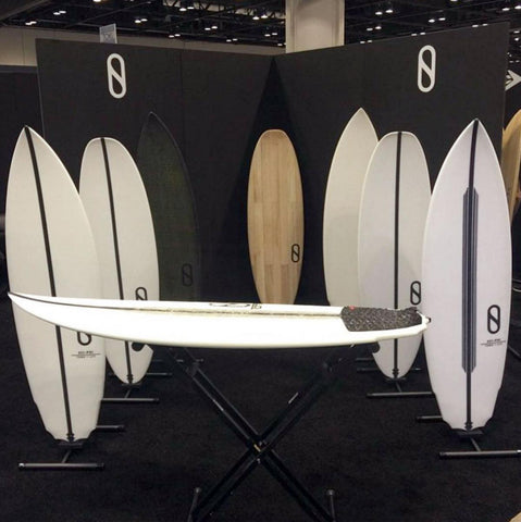 Kelly Slater designs Firewire surfboards