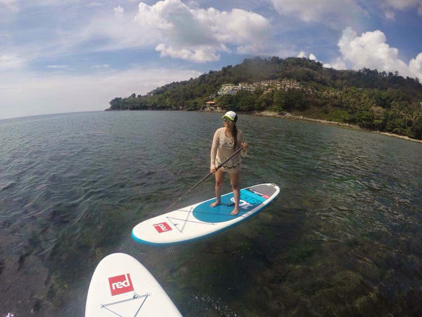 Get your red paddle co inflatable sup at Freedom Boardsports