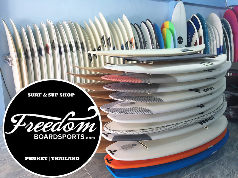 Freedom Boardsports Online Phuket Thailand Surf and SUP Shop