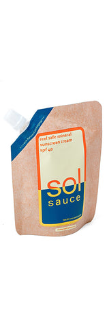 Sol Sauce / All Natural Sunscreen Lotion