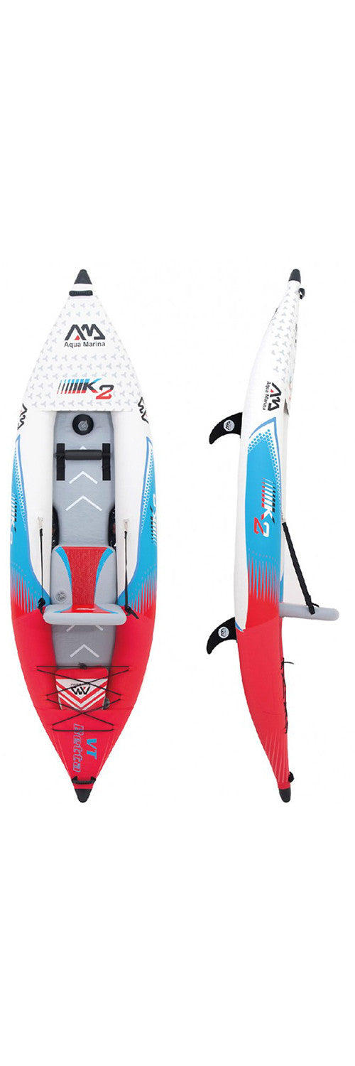Aqua Marina / Betta VT K2 Professional Inflatable Kayak