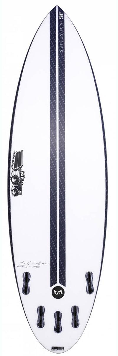 JS Surfboards / Monsta Box Round Tail