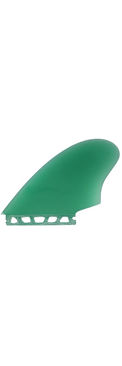 FUTURES Compatible Keel Twin Fin