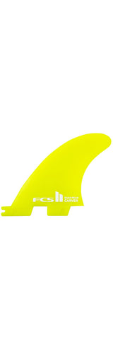 FCS II / Carver Neo Glass Quad Rear Fin