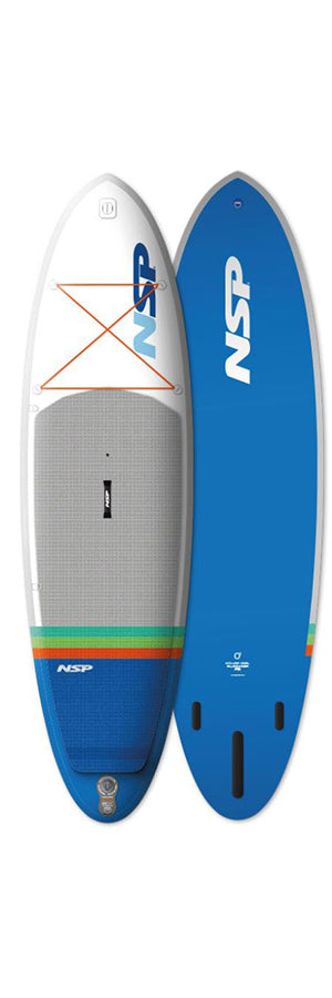 NSP / O2 Allrounder FS Inflatable SUP Package