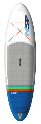 NSP / O2 Allrounder FS Inflatable SUP