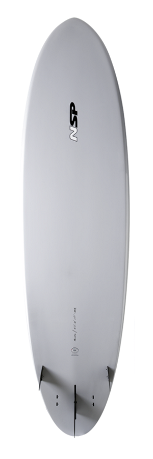 NSP / Elements Allrounder Silver SUP