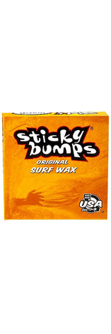 Sticky Bumps / Original Warm Wax