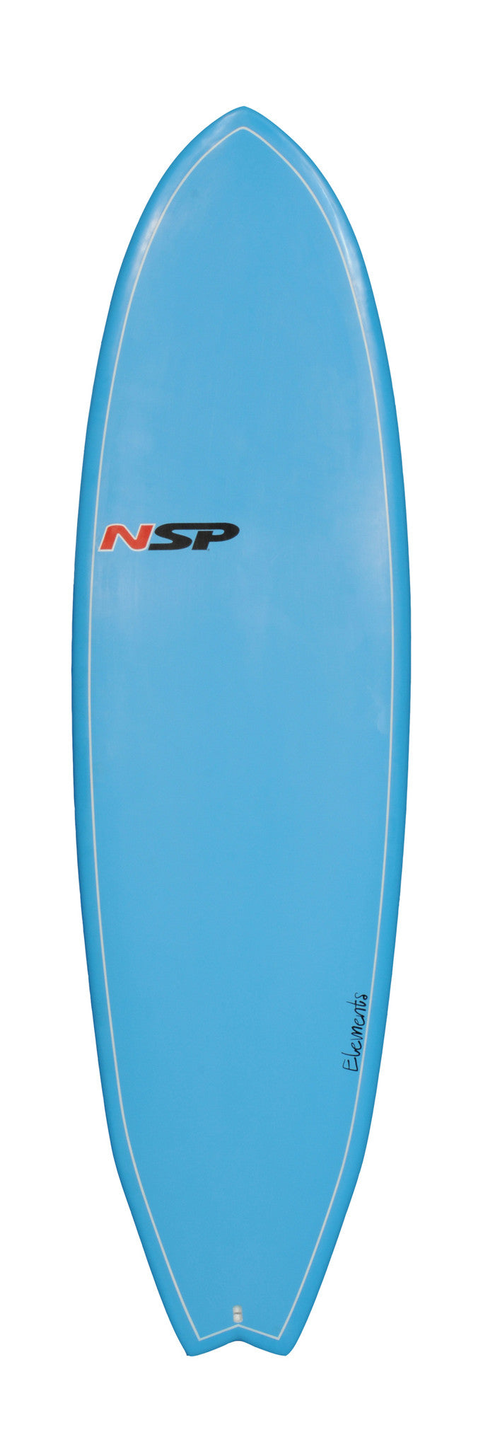 NSP Elements Fish Top