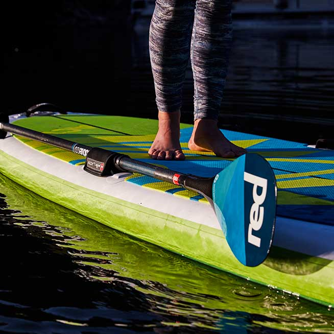 "Red Paddle Co / 2019 10'8"" Activ Yoga MSL Inflatable SUP - FULL SET"