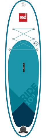 "Red Paddle Co / 2019 10'8"" Ride MSL Inflatable SUP"