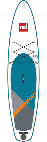 "Red Paddle Co / 2019 11'0"" Sport MSL Inflatable SUP"