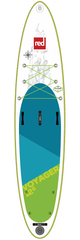 "Red Paddle Co / 2019 12'6"" Voyager MSL Inflatable SUP"