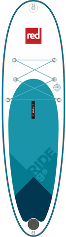 "Red Paddle Co / 2019 9'8"" Ride MSL Inflatable SUP"