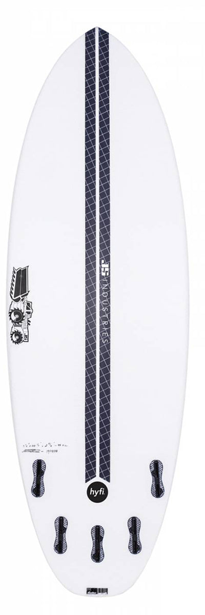 JS Surfboards / Flaming Pony