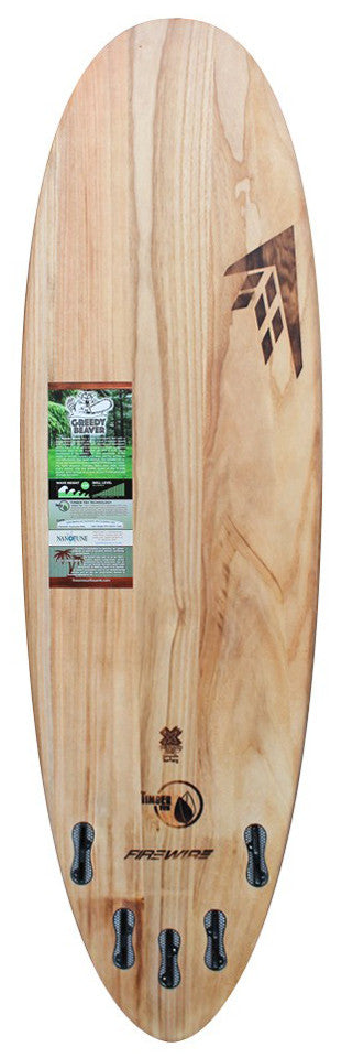 Firewire Surfboards / Greedy Beaver