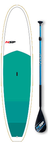 NSP / E2 3 Tone All Rounder SUP - Complete Set