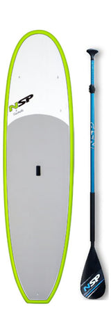 NSP / Elements Classic Cruise SUP - Complete Set