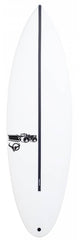 JS Surfboards / Bullseye Round Tail HYFI