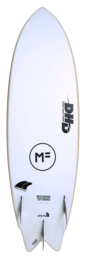 Mick Fanning Softboards / DHD Twin