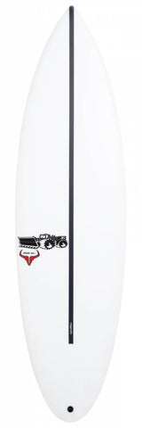 JS Surfboards / Raging Bull Round Tail HYFI