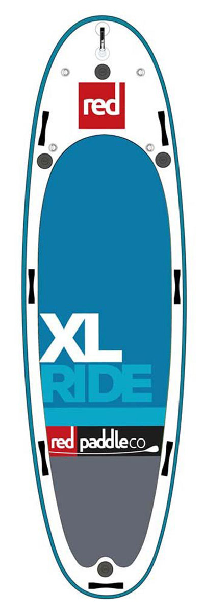 "Red Paddle Co / 2018 Ride XL 17'0"" Inflatable SUP"