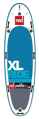 "Red Paddle Co / 2019 Ride XL 17'0"" Inflatable SUP"