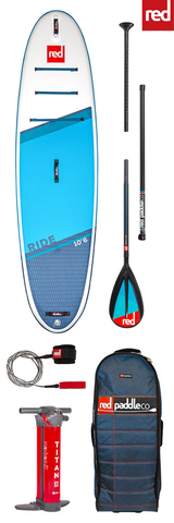 "Red Paddle Co / 2021 Ride 10'6"" iSUP Package"