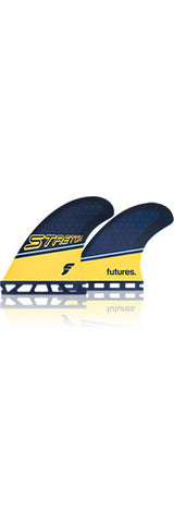 FUTURES / Stretch - Honeycomb - Medium - Quad Fin